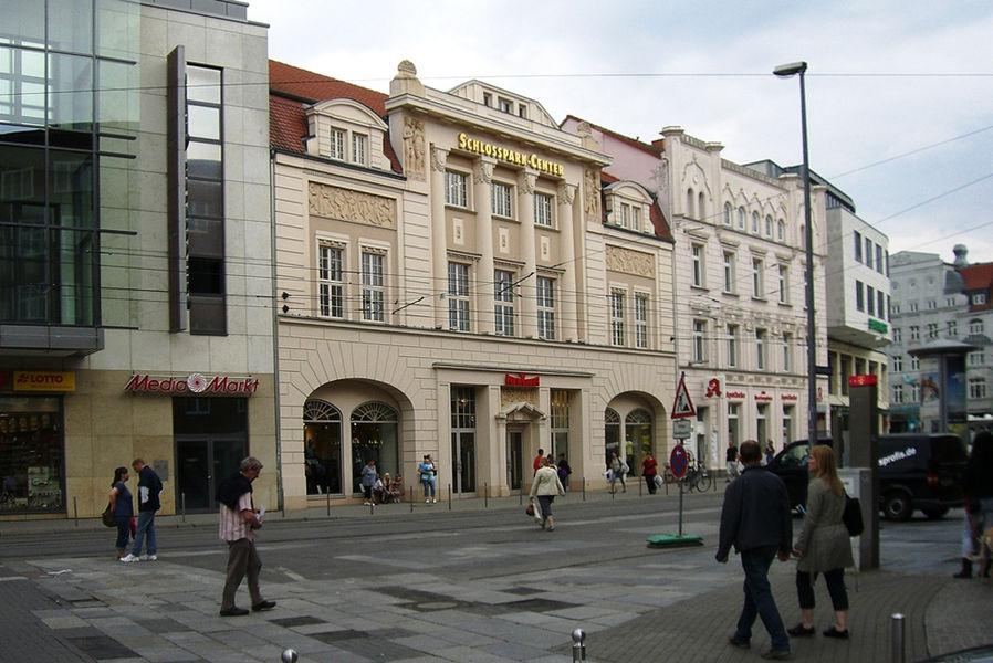 Schlosspark Center Schwerin