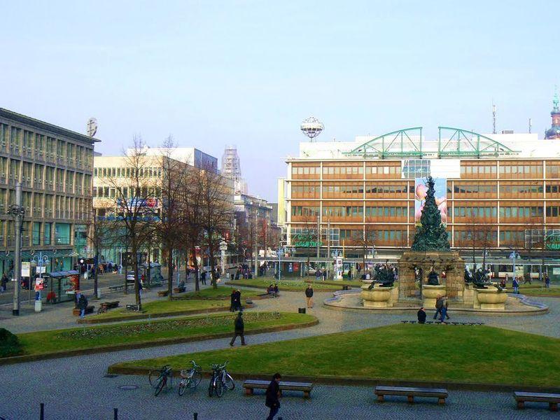 Kaufhof Mannheim