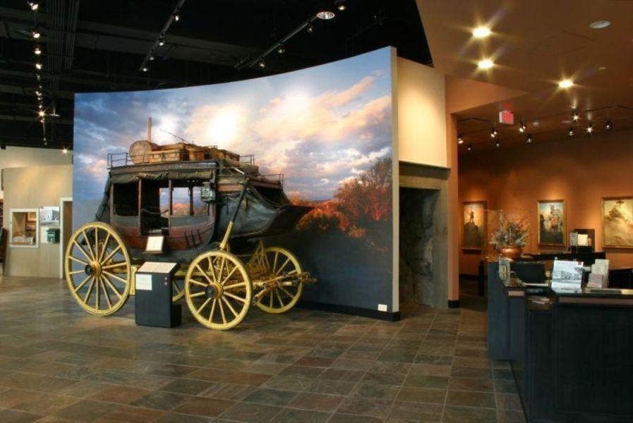 Исторический музей Уэллс-Фарго, Сан-Франциско