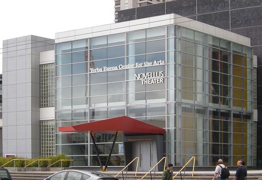 Центр искусств Йерба-Буэна