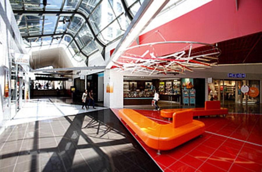 Shopping center Meriadeck