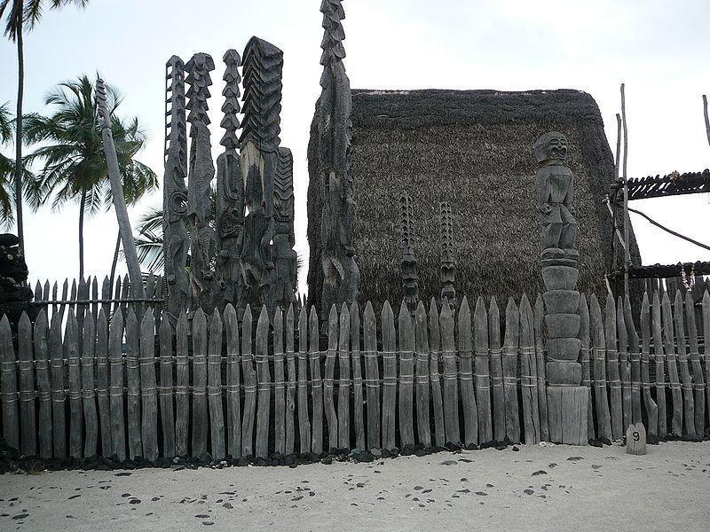 Национальный исторический парк Пуухонуа-О-Хонаунау