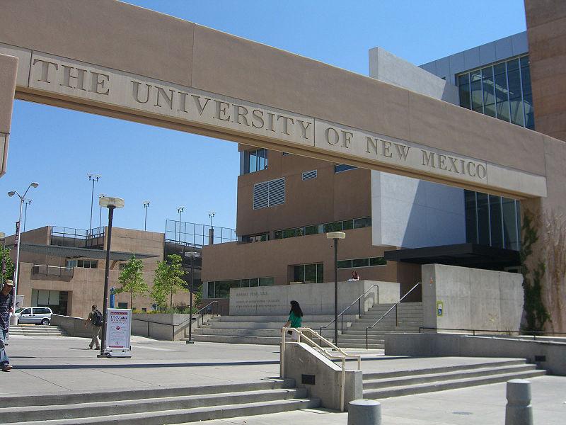 Университет Нью-Мексико и Художественный музей