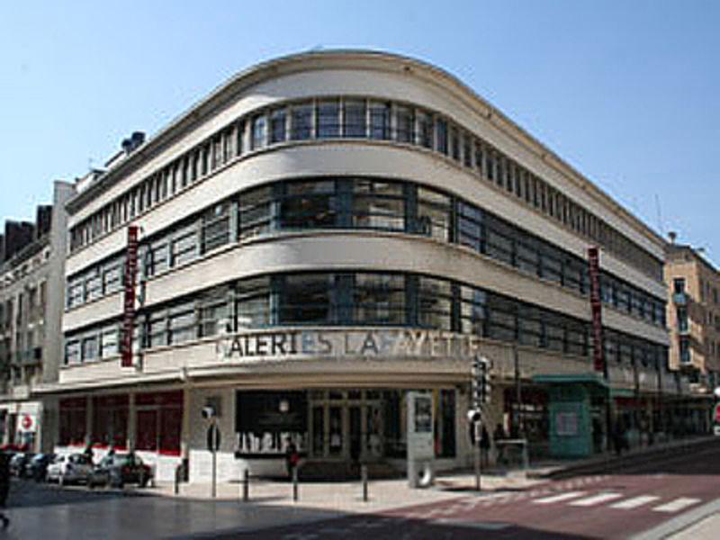 Shopping center Galeries Lafayette, Rouen