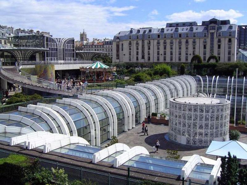Shopping center Forum des Halles