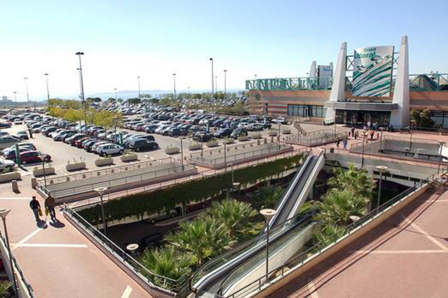 Shopping center Centre Commercial Marseille Grand Littoral