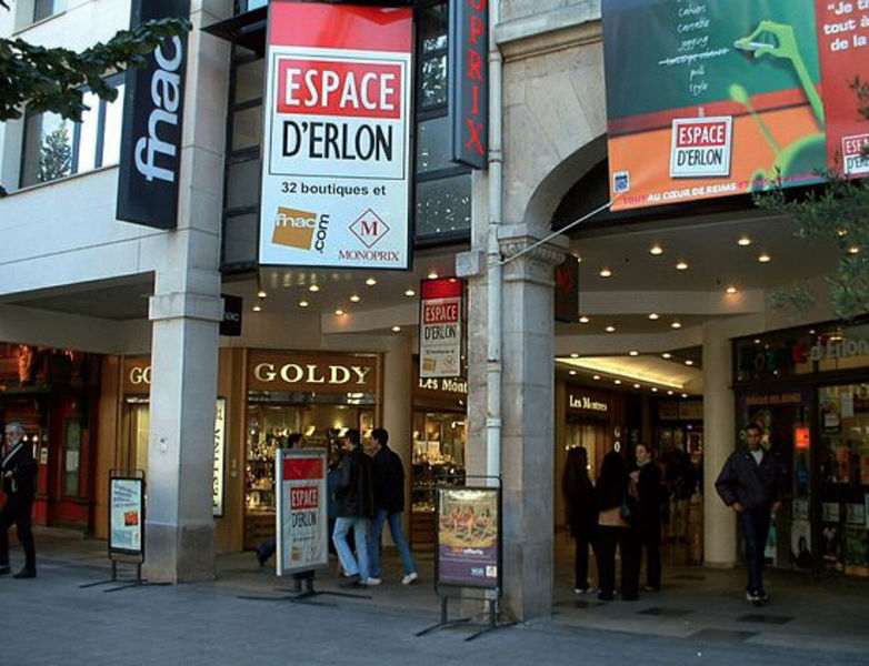 Shopping center Espace d'Erlon