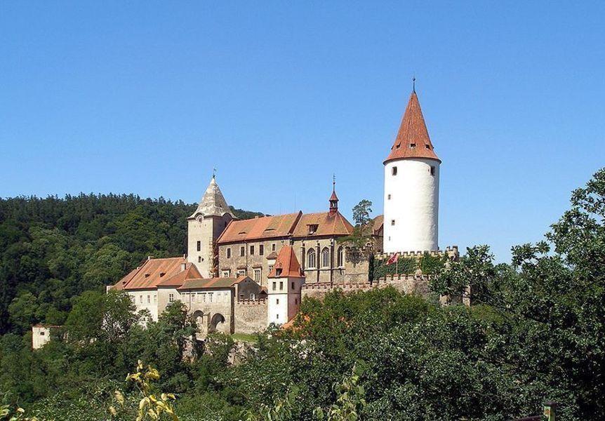 Замок Кршивоклат