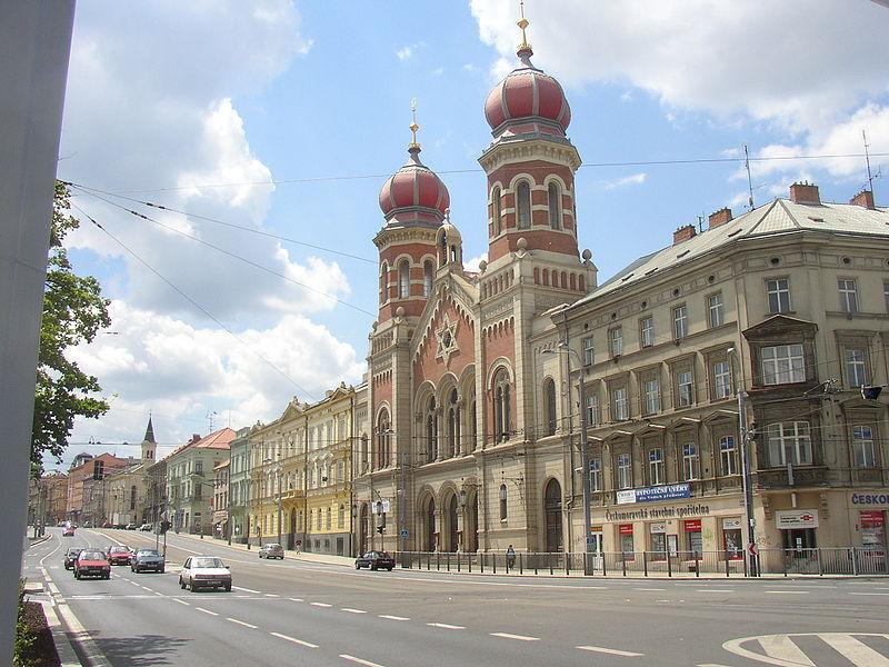 Большая синагога, Пльзень