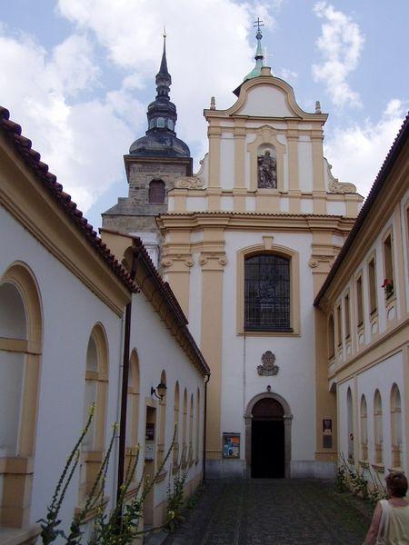 Францисканский монастырь и церковь Вознесения