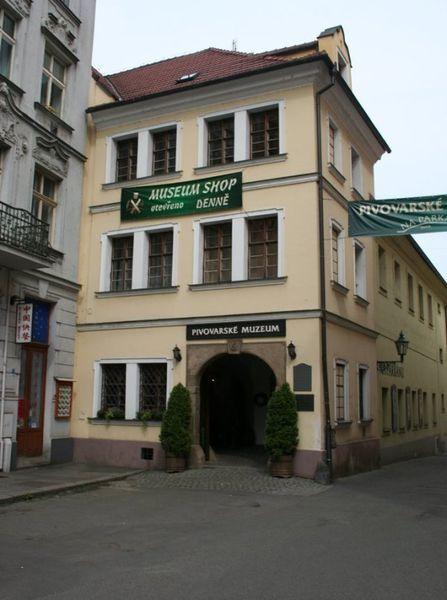 Музей пивоварения, Пльзень