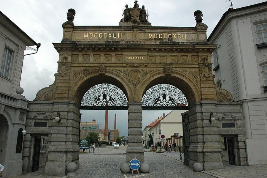Пивоваренный завод Пльзеньский Праздрой