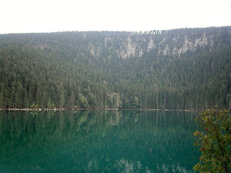 Озеро Черне
