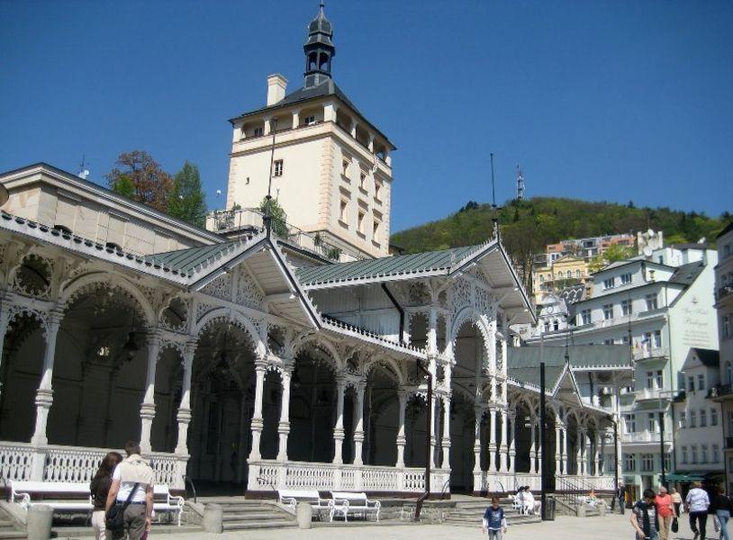 Рыночная колоннада