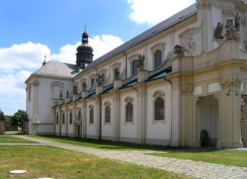 Монастырь Осек