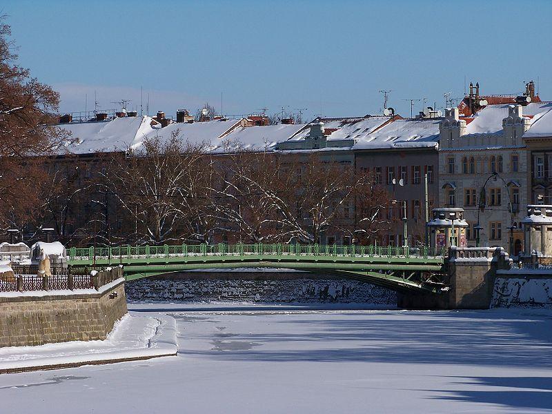 Пражский мост, Градец-Кралове