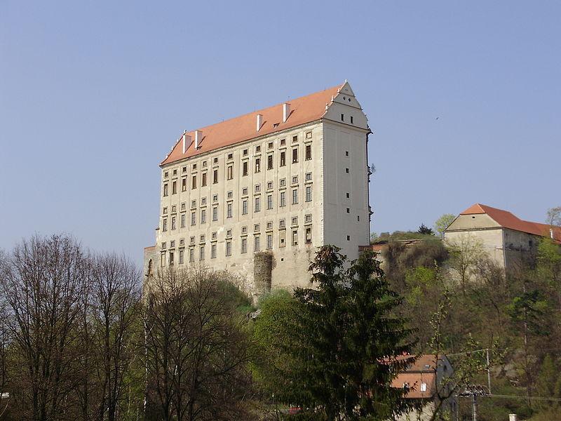 Замок Плумлов