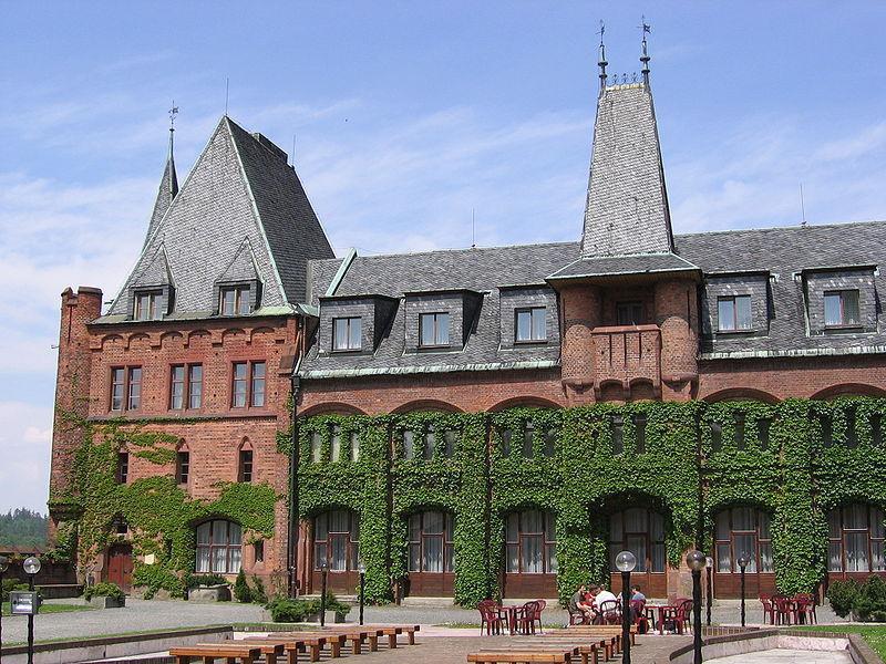 Замок Градец-над-Моравици