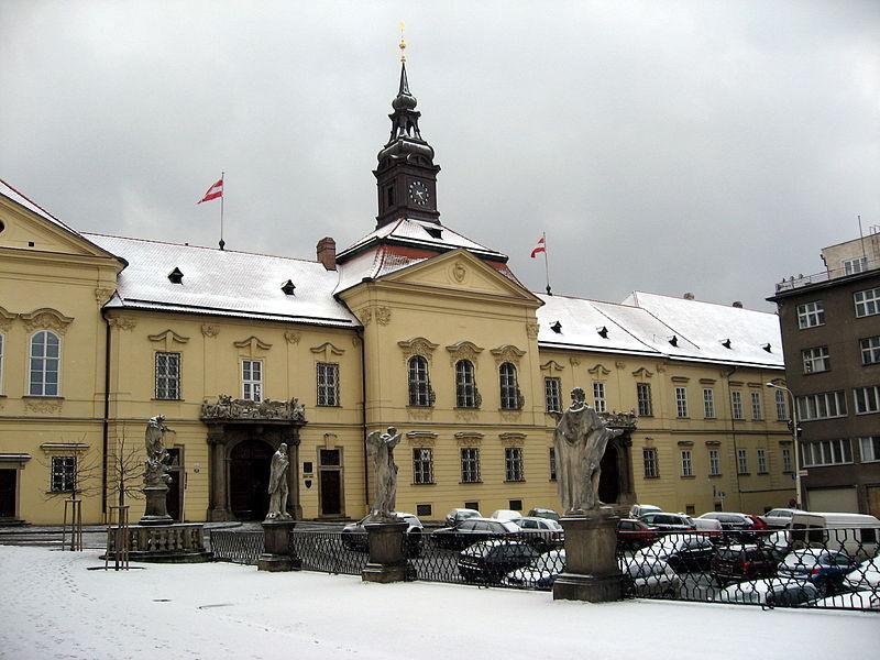 Новая ратуша, Брно