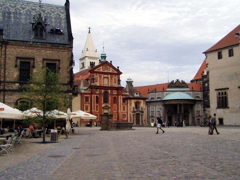 Базилика и монастырь Св. Иржи