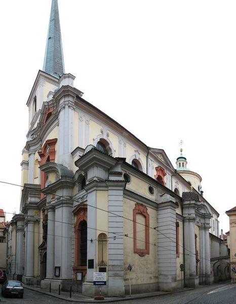 Церковь Св. Томаша