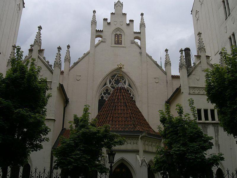 Майзелева синагога