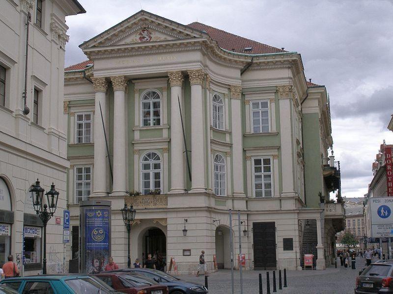Сословный театр, Прага