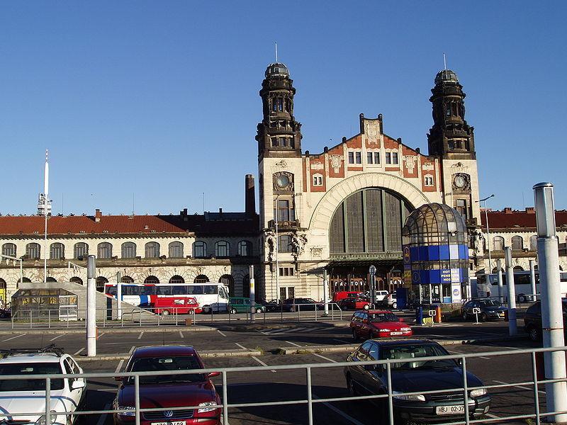 Центральный вокзал, Прага