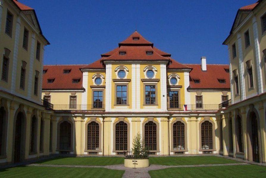 Збраславский замок