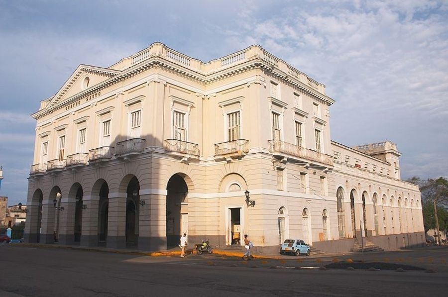 Театр Сауто
