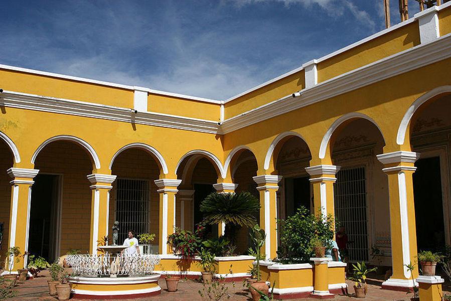 Паласио Кантеро (Муниципальный исторический музей)
