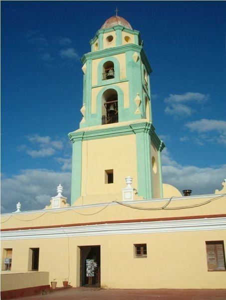 Церковь и монастырь Сан-Франсиско