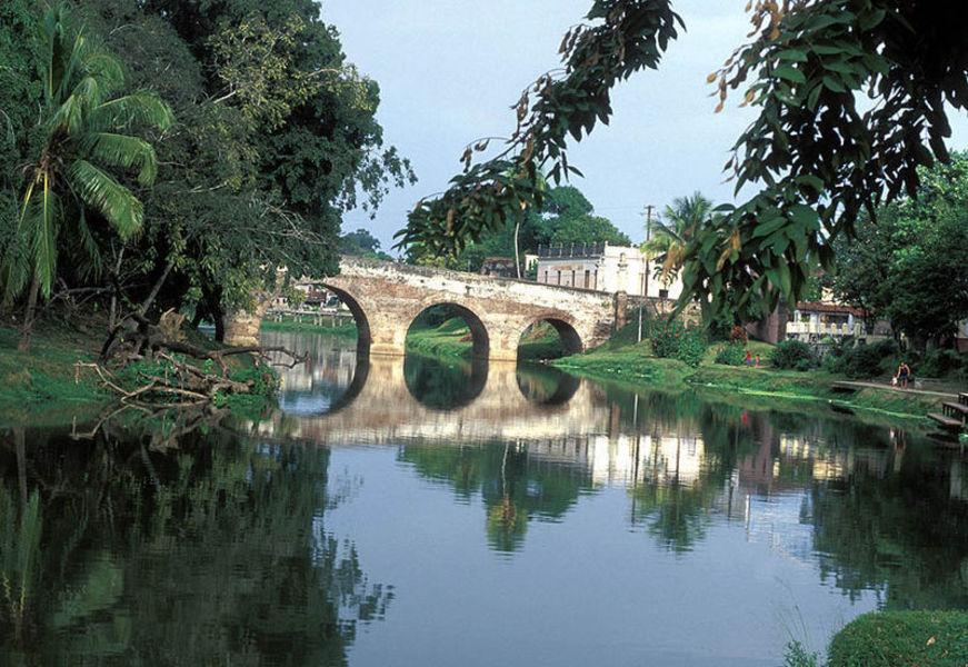 Мост через Яябо