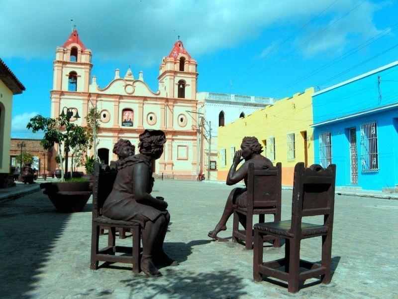 Плаза-Сан-Хуан-де-Диос