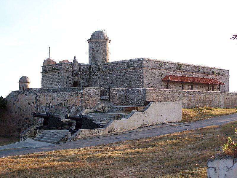 Крепость Хагуа