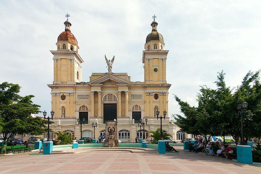 Собор Нуэстра Сеньора де ла Асунсьон, Сантьяго-де-Куба