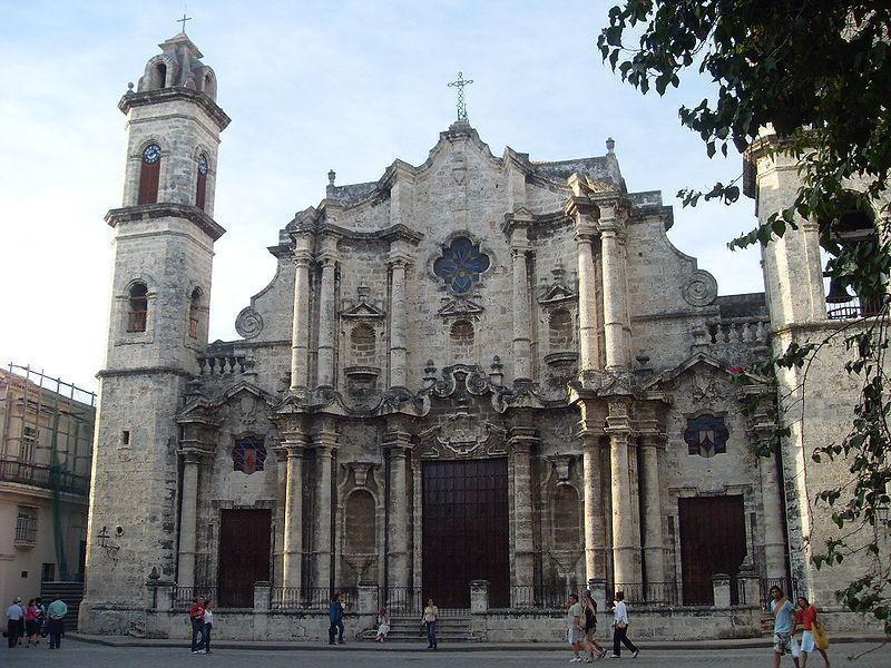 Собор Сан-Кристобаль, Гавана