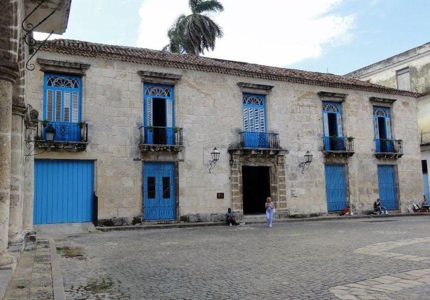 Музей колониального искусства, Гавана