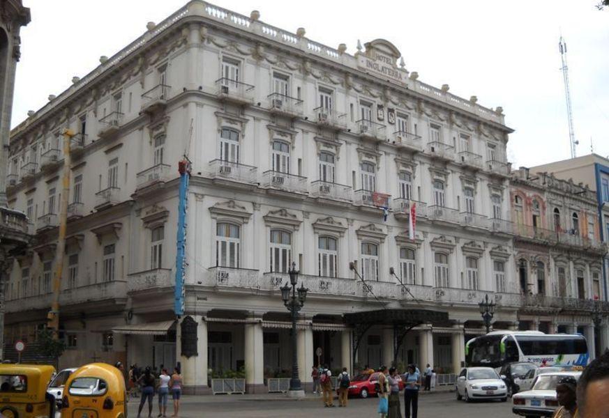 Отель Инглатерра