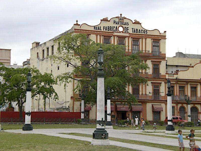 Табачная фабрика Партагас