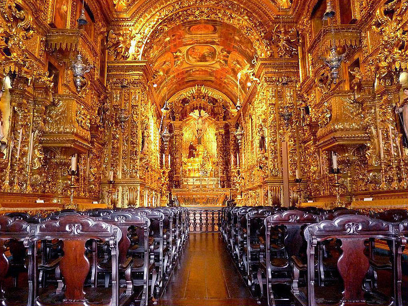 Церковь Сан-Франсиску да Пенитенсиа