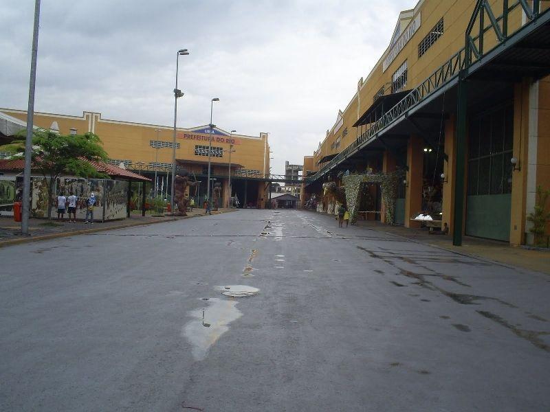 Самбодром и Город самбы
