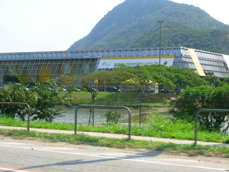 Центр Съездов «Rio Centro»
