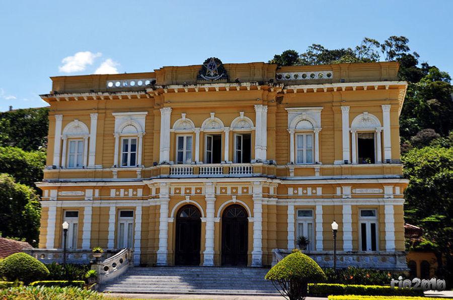 Дворец Риу-Негру