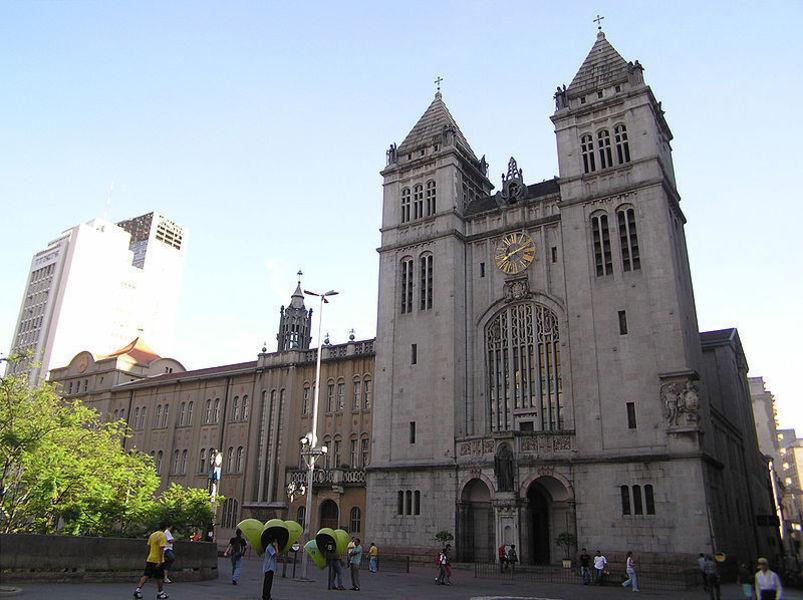 Монастырь Сан-Бенту, Сан-Паулу