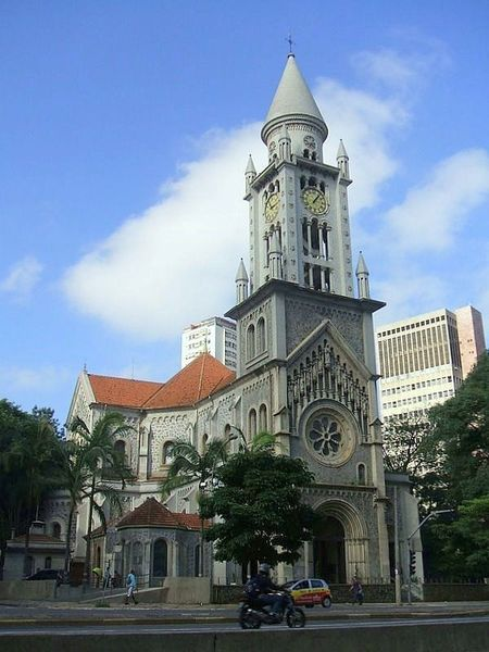 Церковь Консоласан