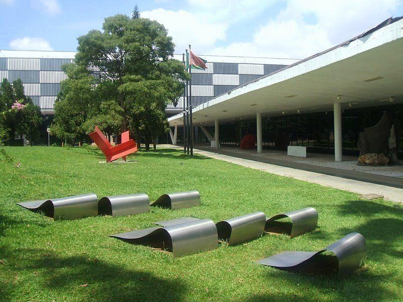Музей современного искусства, Сан-Паулу