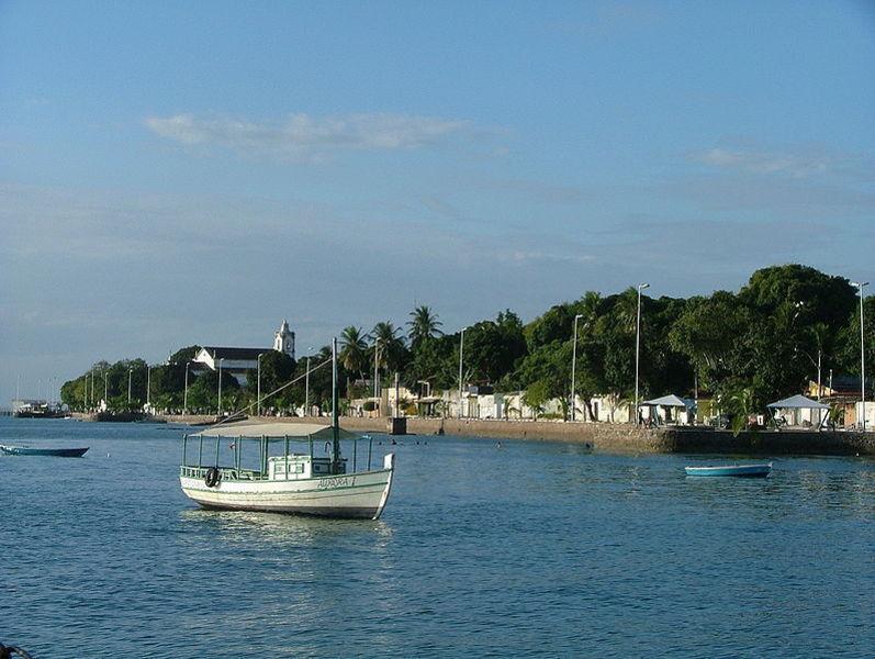 Остров Итапарика