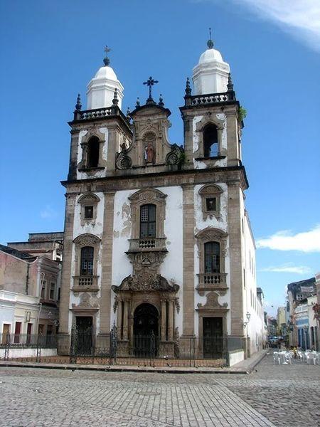 Собор Сан-Педру дус Клеригус