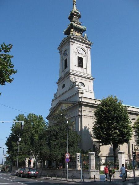 Православная церковь, Белград